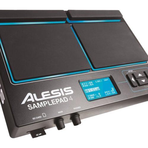 Alesis Samplepad 4 Test Drumpad Trigger Sampler
