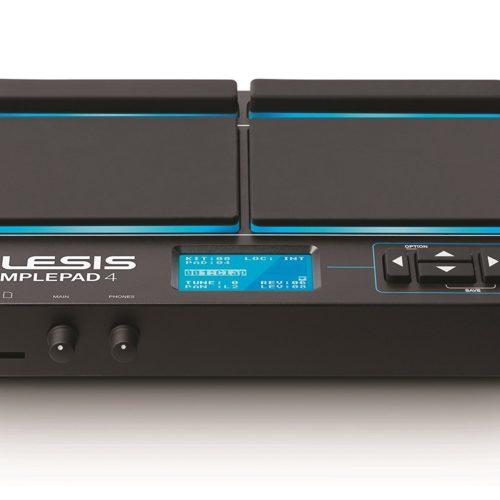 Alesis Samplepad 4 Test Drum-Pad E-Kit Gummipads