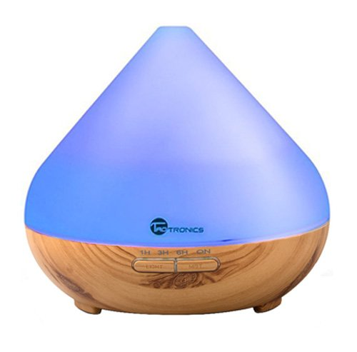 TaoTronics Aroma Diffuser Luftbefeuchter Öl Düfte