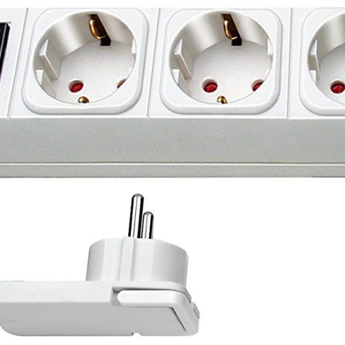 Brennenstuhl 4-fach Steckdosenleiste Test Stromverteiler