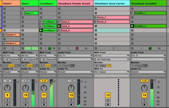 Ghosthack Ultimate Producer Bundle Test Samples Soundkit