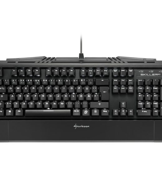 Sharkoon Skiller Mech SGK1 Test Mechanische Gaming Tastatur