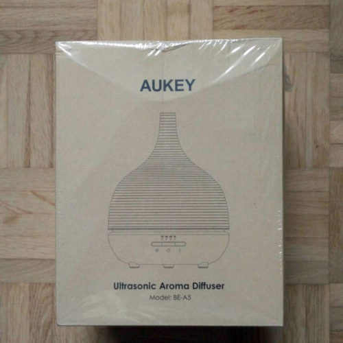 Aukey Aroma Diffuser Test 500ml BE-A5 Wellness Therapie