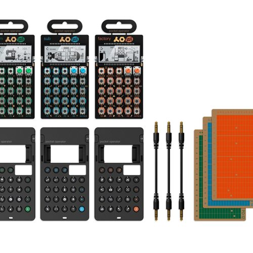 Teenage Engineering PO-10 Testbericht Series Super Set