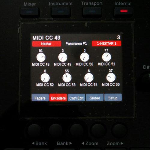 Nektar Panorama P1 Test Audiosoftware Controller