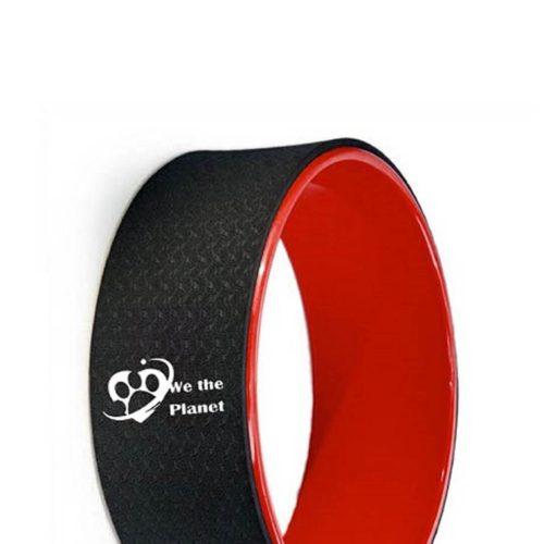 We The Planet Yoga Rad Rücken Training