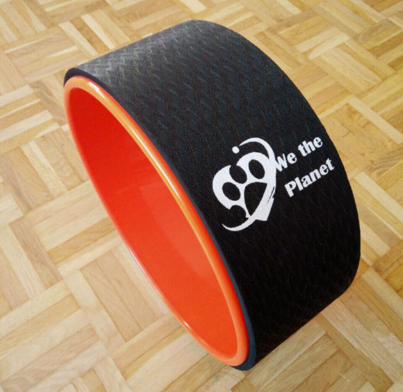 We The Planet Yoga Rad Test Rückenschmerzen