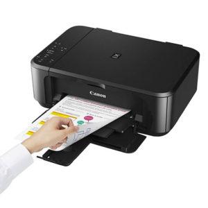Canon Pixma MG3650 Test Tintenstrahldrucker