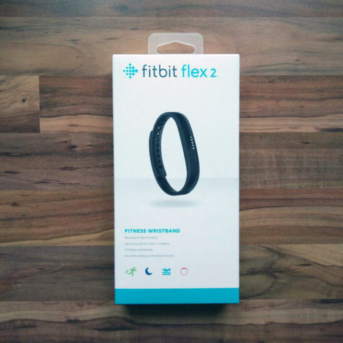 Fitbit Flex 2 Test Fitness Tracker Armband