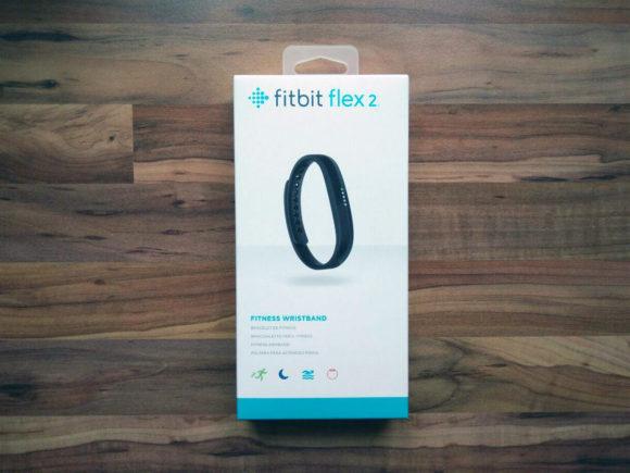 Fitbit Flex 2 Test Fitness Tracker Armband