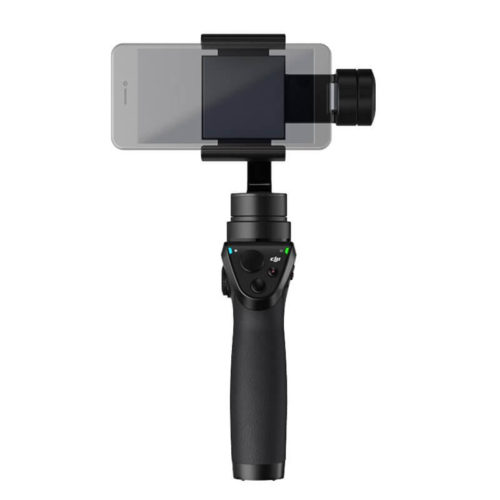 DJI Osmo Gimbal Test Mobile Stabilisator