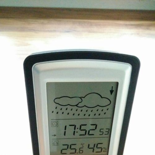 Elegiant Wetterstation Test