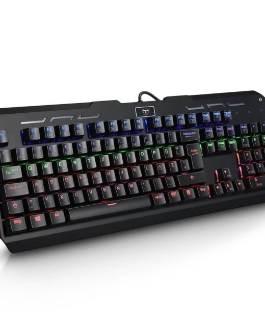 VicTsing I-850 mechanische gaming Tastatur
