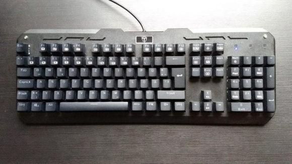 VicTsing I-850 mechanische gaming Tastatur