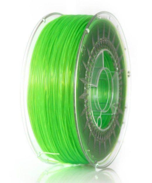 NuNus PLA Filament Test Druckermaterial