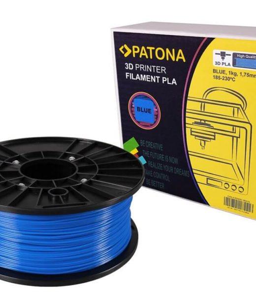 Patona PLA Filament Test