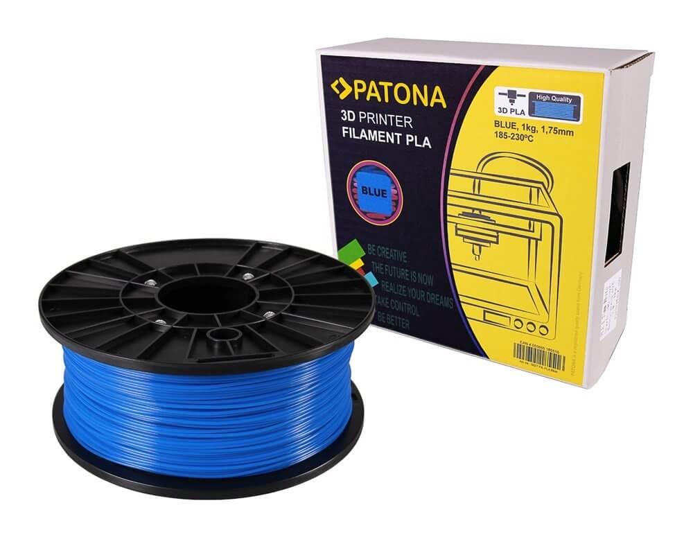 patona filament pla qualit t und kosten die sich sehen lassen k nnen. Black Bedroom Furniture Sets. Home Design Ideas