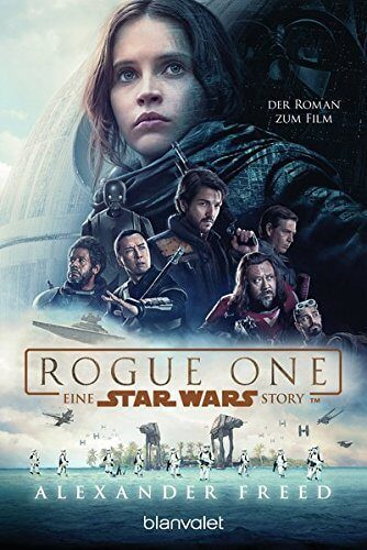 Star Wars Rogue One Roman