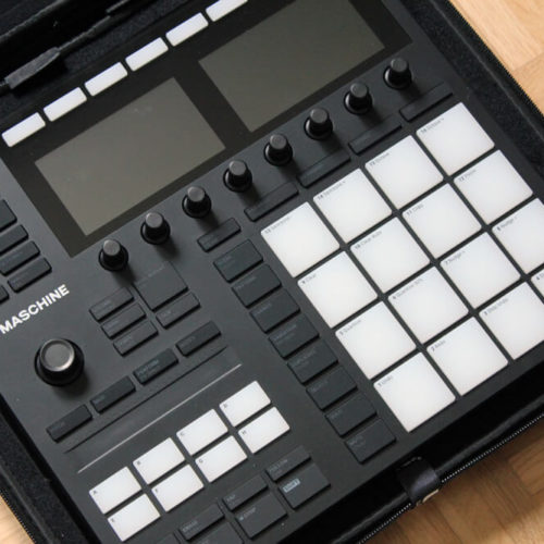 Maschine Digital Audio Workstation