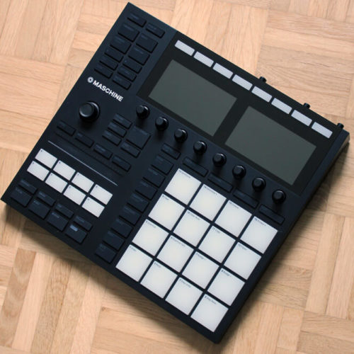 Native Instruments Maschine Mk3 Test