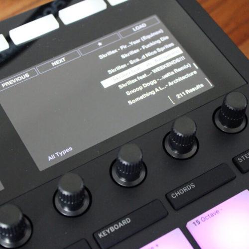 Komplete Select bietet viele Instrumente und Effekte.