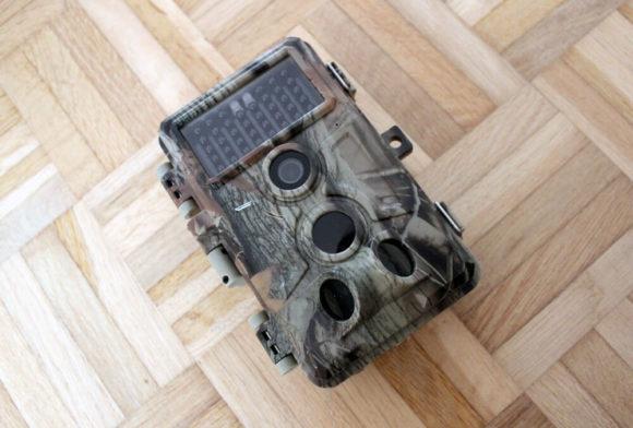 Pearl VisorTech Wildkamera mit Full-HD-Auflösung