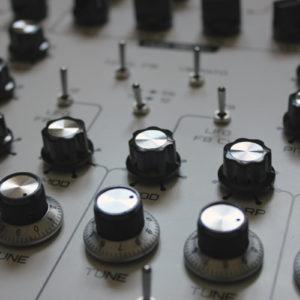 Analoge Synthesizer