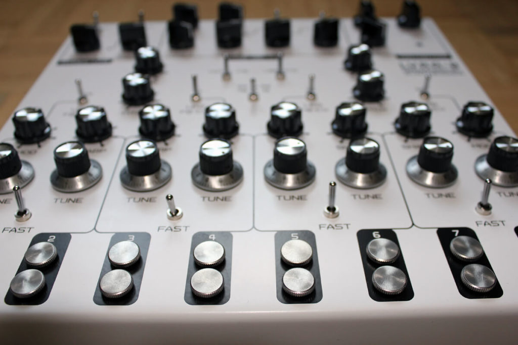 Viel analoger Sound zum angemessenen Preis.