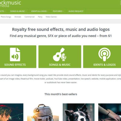 Lizenzfreie Musik auf Stockmusic.media