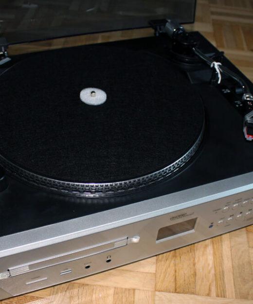 Auvisio Musikanlage Plattenspieler MHX-620.dab