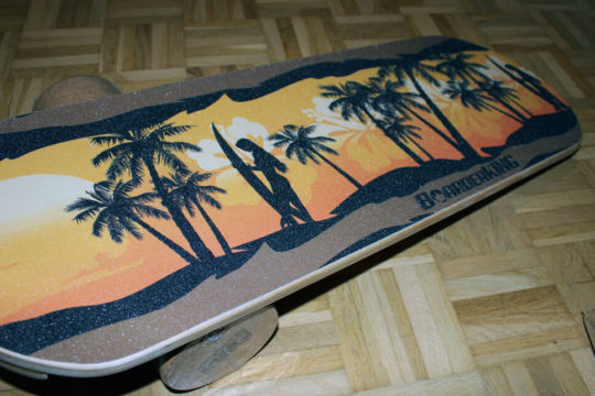 Boarderking Indoorboard Set Classic Hawaii