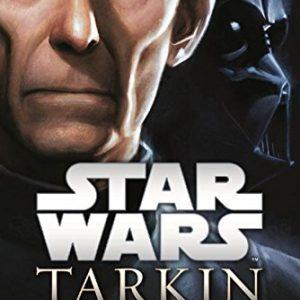 Das offizielle Buchcover von James Lucenos Star Wars Tarkin.
