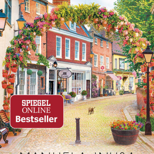 Das offizielle Cover des Buches.
