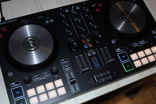 Native Instruments Traktor Kontrol S2 Test