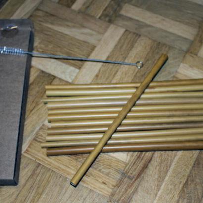 Rosenheim & Söhne Bambus-Trinkhalme im Test