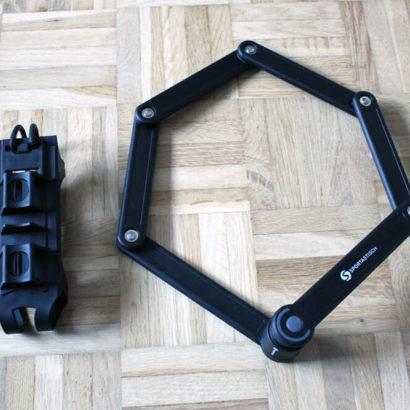 Sportastisch Fahrradschloss Test Fold & Hold