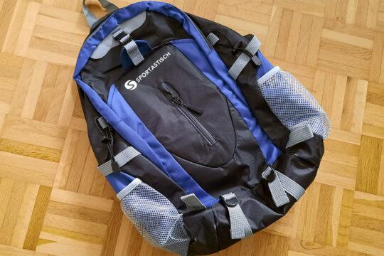 Sportastisch Wanderrucksack Test Sporty Backpack