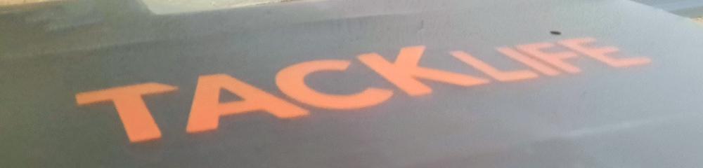 Das Tacklife Logo auf den Werkzeugprodukten steht für ein gutes Preis-Leistungsverhältnis.