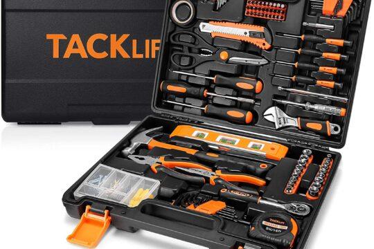 Tacklife Werkzeugkoffer Test
